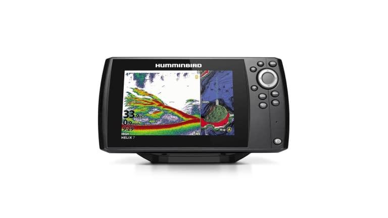 Humminbird HELIX 7 Chirp GPS G3 - 410930-1