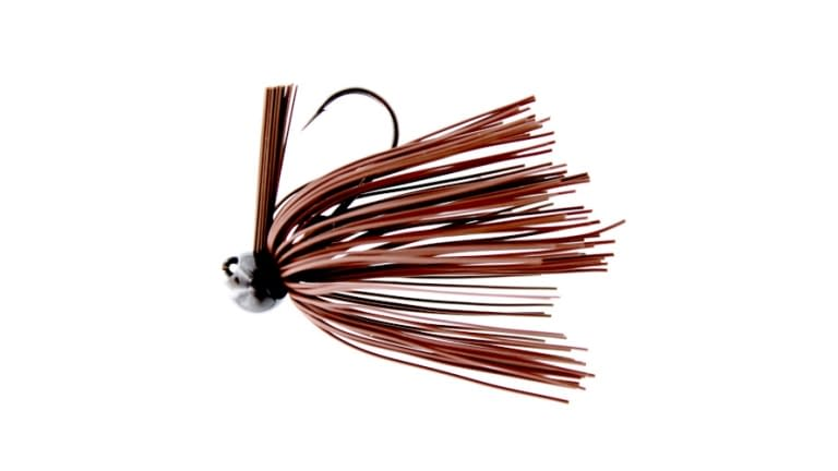 Bass Patrol Round Rubber Football Jigs - BPJ101