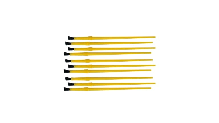 Flex Coat Nylon Brushes - Peg Board