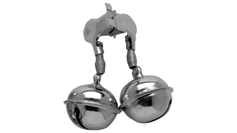 Pucci Double Chrome Bell
