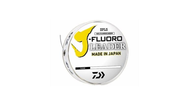 Daiwa J-Fluorocarbon Leader 50yd