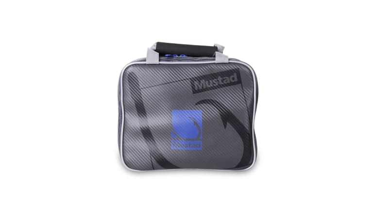 Mustad Waterproof Single Worm Binder/Jig Wallet