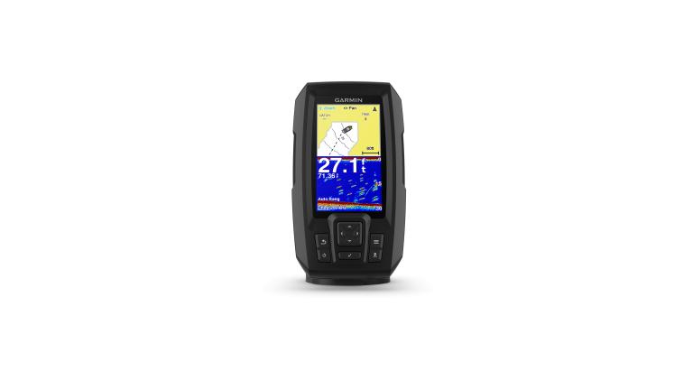 Garmin STRIKER Plus 4 CHIRP Fishfinder w/ GPS