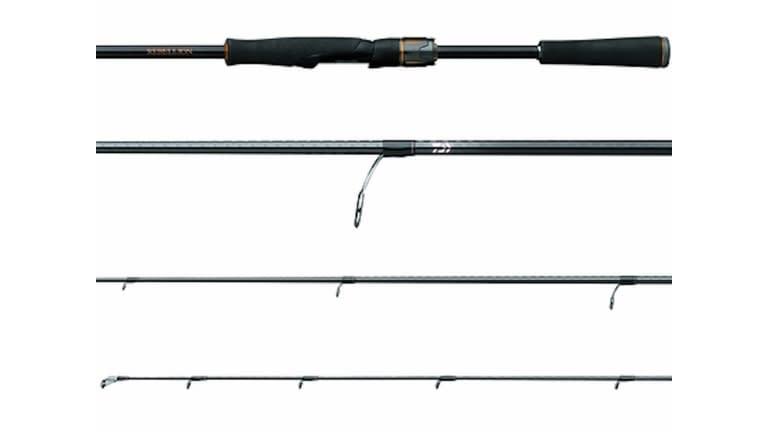 Daiwa Rebellion Bass Rod - REBELLION701MLFS