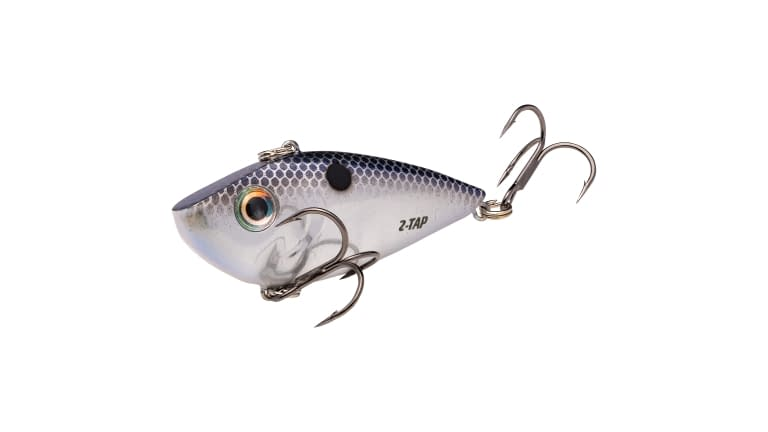 Strike King Red Eye Shad Tungsten 2 Tap - REYESDTT12-401