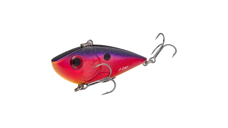 Strike King Red Eye Shad Tungsten 2 Tap - REYESDTT12-448
