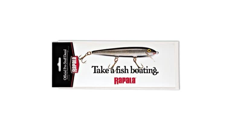 Rapala Fish Ruler Decal