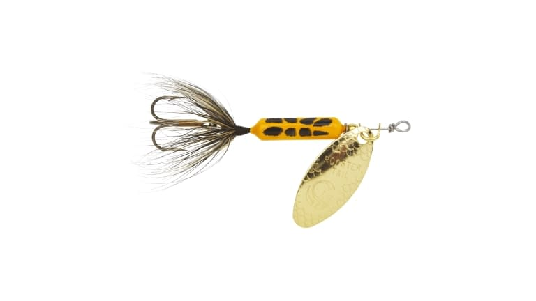 Worden's Rooster Tail Spinners - 210 YLCD